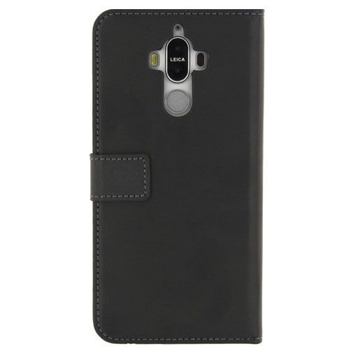 Mobilize Classic Gelly Wallet Book Case Black Huawei Mate 9