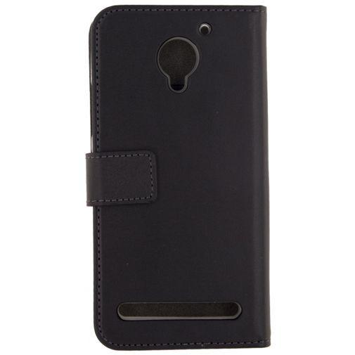 Productafbeelding van de Mobilize Classic Gelly Wallet Book Case Black Lenovo C2 Power