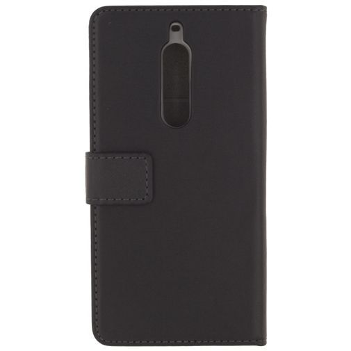 Mobilize Classic Gelly Wallet Book Case Black Nokia 5