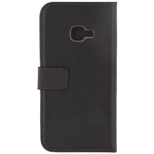 Productafbeelding van de Mobilize Classic Gelly Wallet Book Case Black Samsung Galaxy Xcover 4/4s