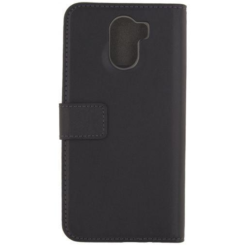 Productafbeelding van de Mobilize Classic Gelly Wallet Book Case Black Wileyfox Swift 2