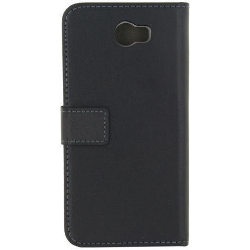 Productafbeelding van de Mobilize Classic Gelly Wallet Book Case Huawei Y6 II Compact Black
