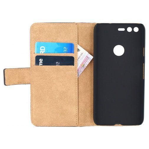 Productafbeelding van de Mobilize Classic Wallet Book Case Black Google Pixel