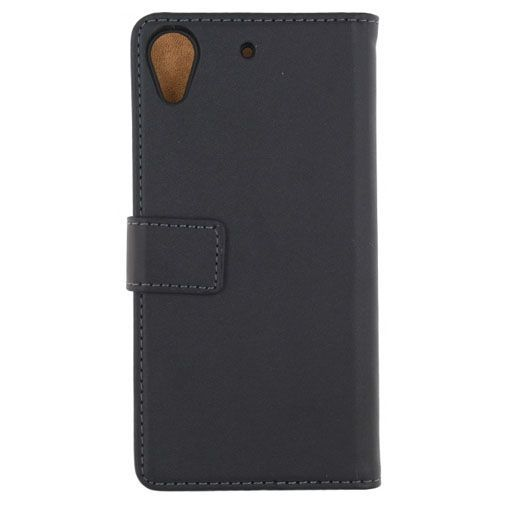 Productafbeelding van de Mobilize Classic Wallet Book Case Black HTC Desire 628