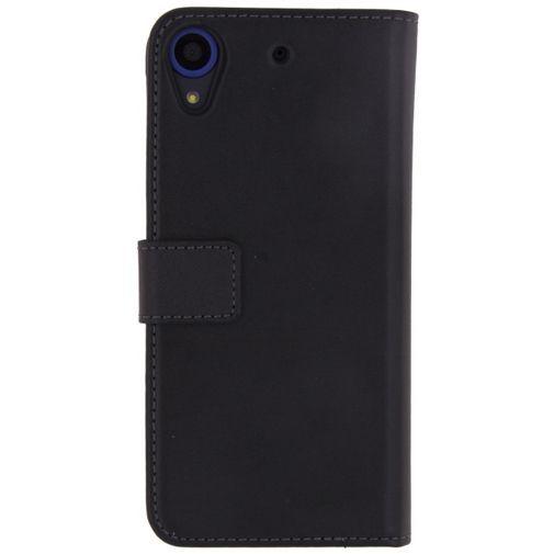 Productafbeelding van de Mobilize Classic Wallet Book Case Black HTC Desire 650