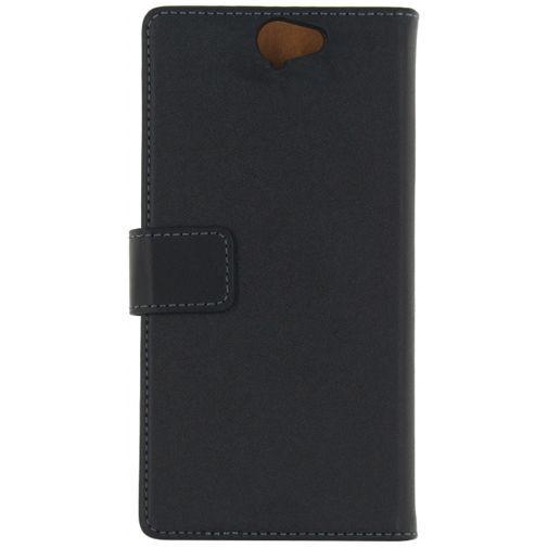 Productafbeelding van de Mobilize Classic Wallet Book Case Black HTC One A9