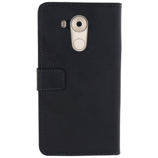 Productafbeelding van de Mobilize Classic Wallet Book Case Black Huawei Mate 8