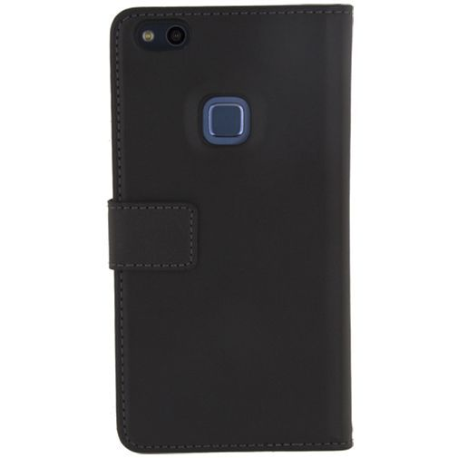 Productafbeelding van de Mobilize Classic Wallet Book Case Black Huawei P10 Lite
