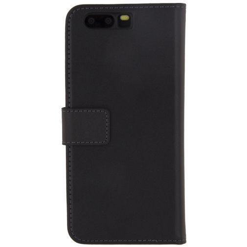 Productafbeelding van de Mobilize Classic Wallet Book Case Black Huawei P10