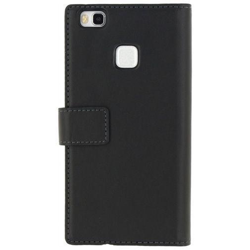 Productafbeelding van de Mobilize Classic Wallet Book Case Black Huawei P9 Lite