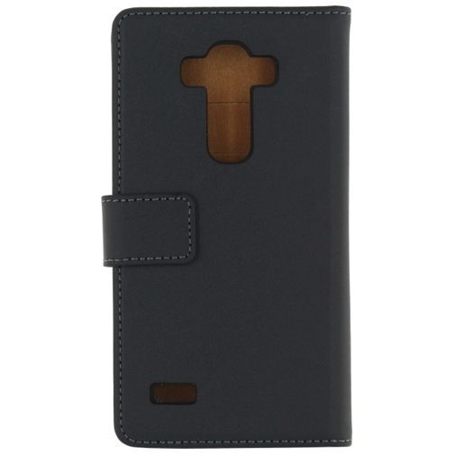 Productafbeelding van de Mobilize Classic Wallet Book Case Black LG G4 S