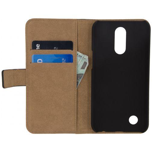 Productafbeelding van de Mobilize Classic Wallet Book Case Black LG K10 (2017)