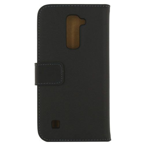 Productafbeelding van de Mobilize Classic Wallet Book Case Black LG K10