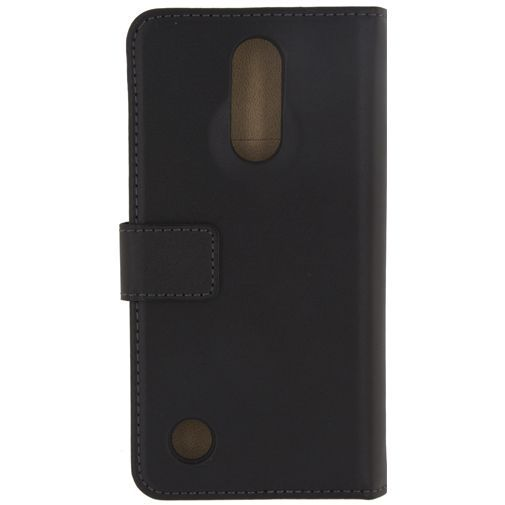 Productafbeelding van de Mobilize Classic Wallet Book Case Black LG K4 (2017)