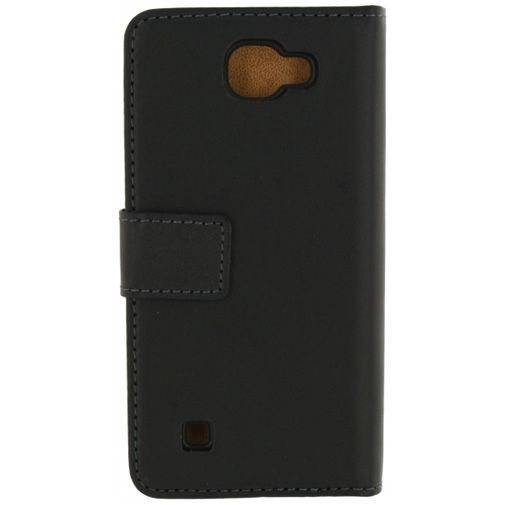 Productafbeelding van de Mobilize Classic Wallet Book Case Black LG K4