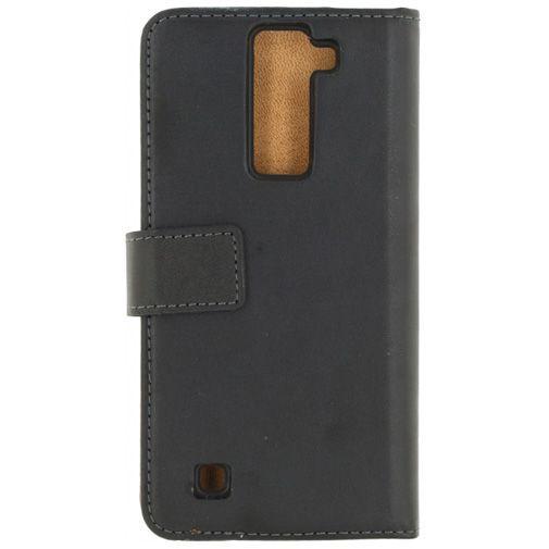 Productafbeelding van de Mobilize Classic Wallet Book Case Black LG K8