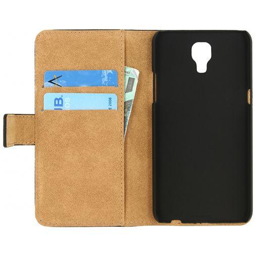 Productafbeelding van de Mobilize Classic Wallet Book Case Black LG X Screen