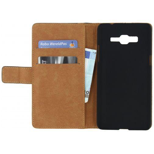 Productafbeelding van de Mobilize Classic Wallet Book Case Black Samsung Galaxy Grand Prime (VE)