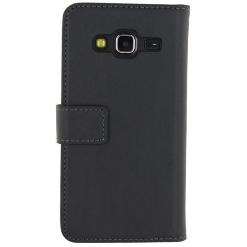 Productafbeelding van de Mobilize Classic Wallet Book Case Black Samsung Galaxy J3 (2016)
