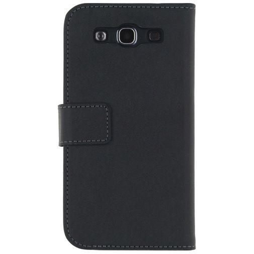 Productafbeelding van de Mobilize Classic Wallet Book Case Black Samsung Galaxy S3 (Neo)