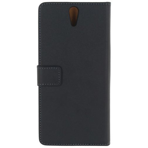 Productafbeelding van de Mobilize Classic Wallet Book Case Black Sony Xperia C5 Ultra