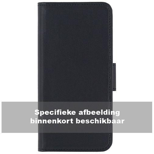 Productafbeelding van de Mobilize Gelly Wallet Book Case Black Wiko Sunny
