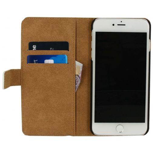 Productafbeelding van de Mobilize Classic Wallet Book Case White Apple iPhone 7 Plus/8 Plus
