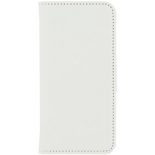 Productafbeelding van de Mobilize Classic Wallet Book Case White Apple iPhone 7/8