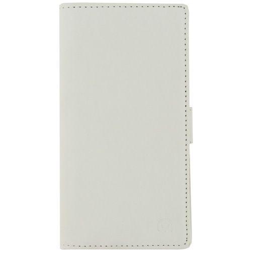 Productafbeelding van de Mobilize Classic Wallet Book Case White Huawei P9 Lite