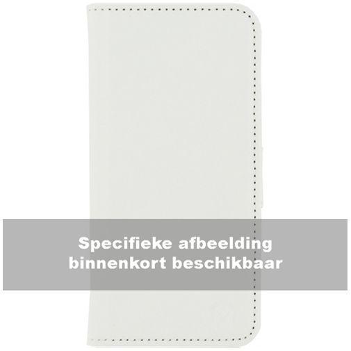 Productafbeelding van de Mobilize Classic Wallet Book Case White LG K8