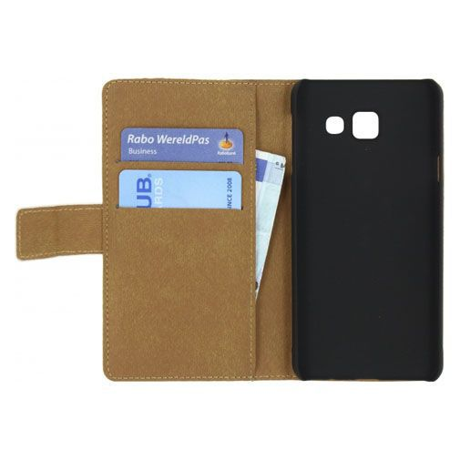 Mobilize Classic Wallet Book Case White Samsung Galaxy A3 2016