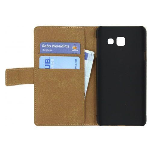 Productafbeelding van de Mobilize Classic Wallet Book Case White Samsung Galaxy A3 2016