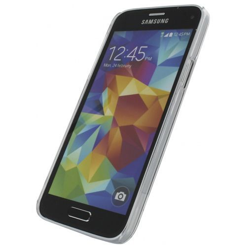 Productafbeelding van de Mobilize Clear Cover Samsung Galaxy S5 Mini