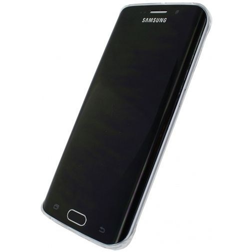 Productafbeelding van de Mobilize Clear Cover Samsung Galaxy S6 Edge