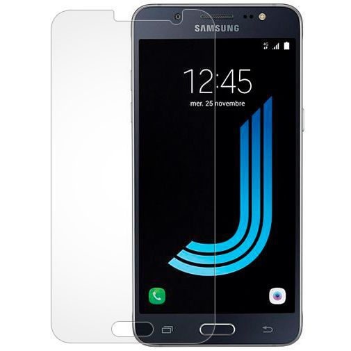 Productafbeelding van de Mobilize Clear Screenprotector Samsung Galaxy J5 (2016) 2-Pack