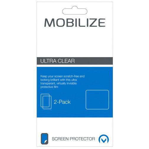 Productafbeelding van de Mobilize Clear Screenprotector Wileyfox Swift 2 Plus 2-Pack
