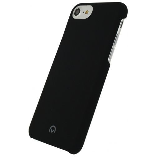 Productafbeelding van de Mobilize Cover Premium Coating Black Apple iPhone 7/8
