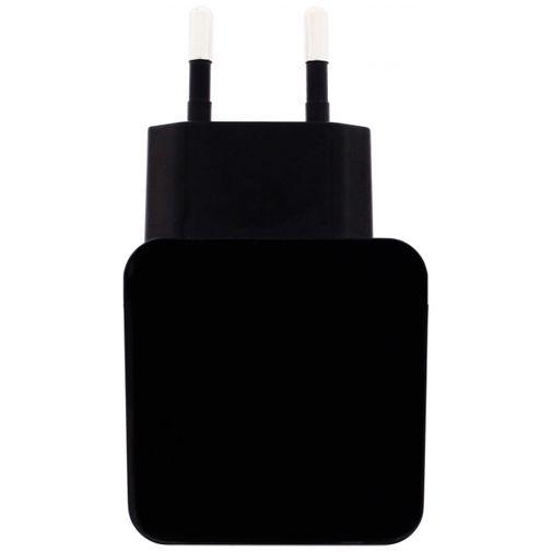 Productafbeelding van de Mobilize Dual USB Reislader 3.1A Black