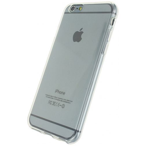 Productafbeelding van de Mobilize Gelly Case Clear Apple iPhone 6/6S