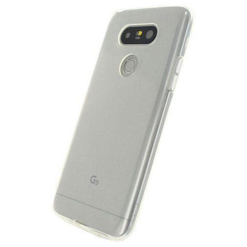 Productafbeelding van de Mobilize Gelly Case Clear LG G5 (SE)