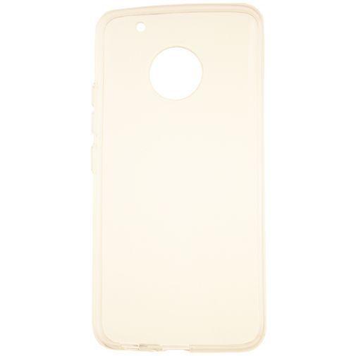 Productafbeelding van de Mobilize Gelly Case Clear Motorola Moto G5 Plus