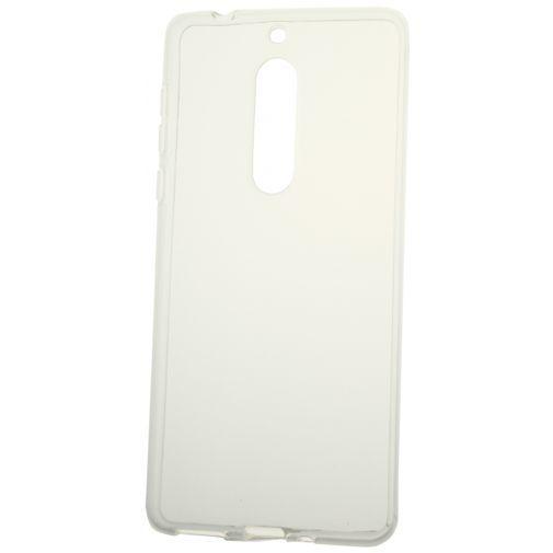 Productafbeelding van de Mobilize Gelly Case Clear Nokia 5