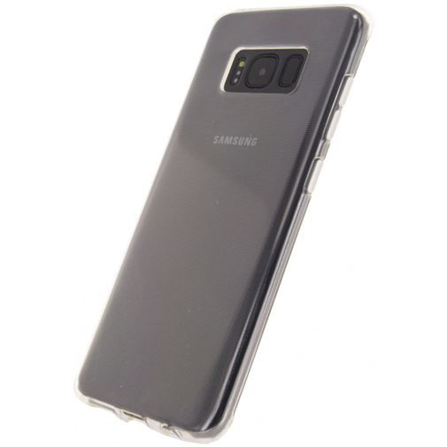 Productafbeelding van de Mobilize Gelly Case Clear Samsung Galaxy S8+
