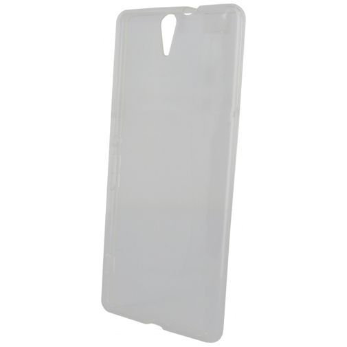 Productafbeelding van de Mobilize Gelly Case Clear Sony Xperia C5 Ultra