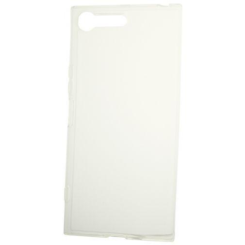 Productafbeelding van de Mobilize Gelly Case Clear Sony Xperia XZ Premium