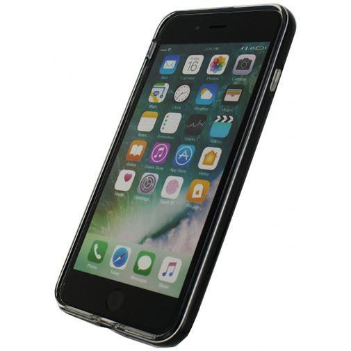 Productafbeelding van de Mobilize Gelly+ Case Jet Black Apple iPhone 7 Plus/8 Plus