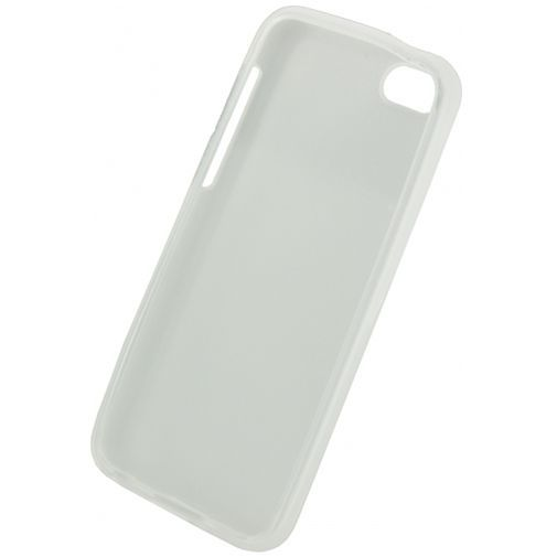 Productafbeelding van de Mobilize Gelly Case Milky White Apple iPhone 5C