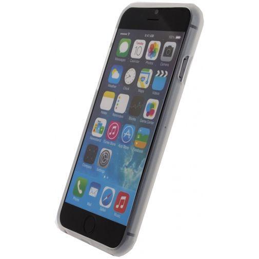 Productafbeelding van de Mobilize Gelly Case Milky White Apple iPhone 6/6S
