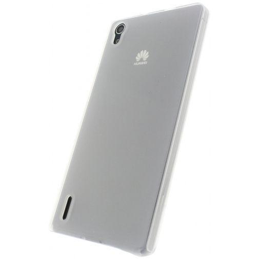 Productafbeelding van de Mobilize Gelly Case Milky White Huawei Ascend P7
