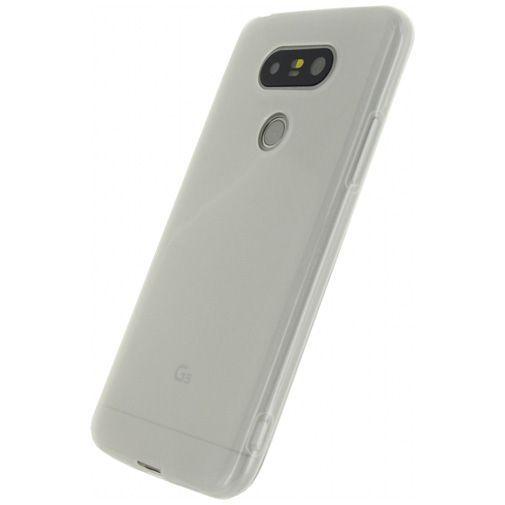 Productafbeelding van de Mobilize Gelly Case Milky White LG G5 (SE)
